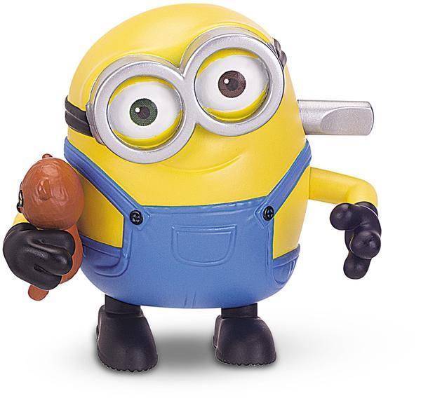 MTW Toys Minions - ICH3 - Minion Aufziehfiguren - 4-fach sortiert (20130)