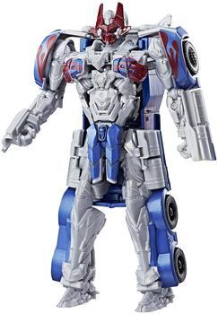 Transformers Movie 5 - Knight Armour Turbo Chargers - Optimus Prime