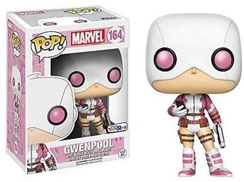 Funko Pop! Marvel: Gwenpool mit Pistole und Telefon