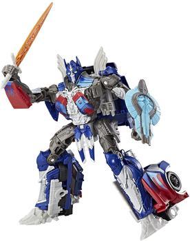 Hasbro Transformers Movie 5 Premier Voyager Optimus Prime
