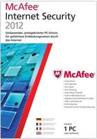 McAfee Internet Security 2012