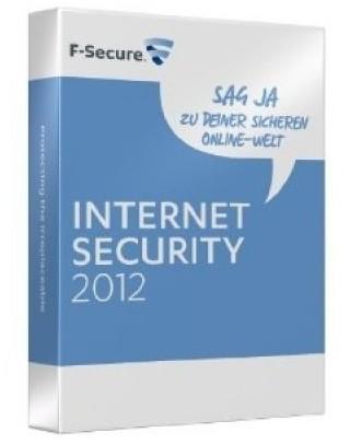 F-Secure Internet Security 2012