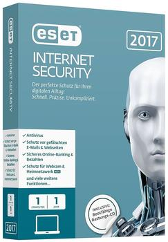 ESET Internet Security 2017 DE Win