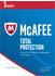 McAfee Total Protection 2017 (5 Geräte) (1 Jahr) (ESD)