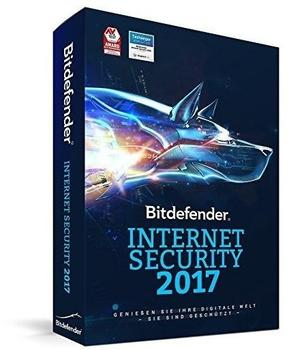 Bitdefender Internet Security 2017 ESD DE Win