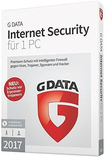 G DATA Internet Security 2017