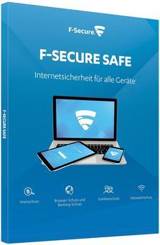 F-Secure Safe 2017 ML Win Mac