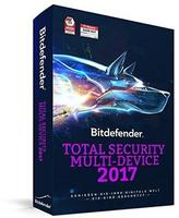 BitDefender Total Security Multi-Device 2017 5 User 2 Jahre ESD ML Win Mac Android iOS