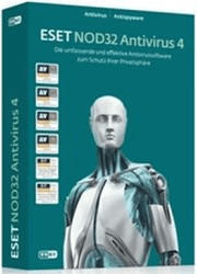 ESET NOD32 Antivirus Home Edition (3 User) (DE) (Win)
