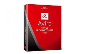 Avira Total Security Suite 2017 ESD DE Win Mac Android iOS