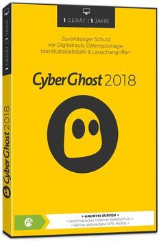 S.A.D. CyberGhost 2018 (1 Gerät)