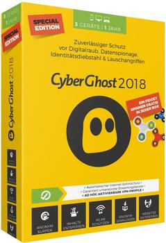 S.A.D. CyberGhost 2018 Special Edition (3 Geräte)