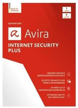 Avira Internet Security Plus 2018 (1 Gerät) (2 Jahre) (DE) (ESD)