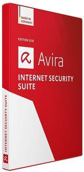 Avira Internet Security 2018 (5 Geräte) (1 Jahr)