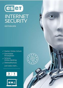 Eset Internet Security 2019 Edition 3 User FFP