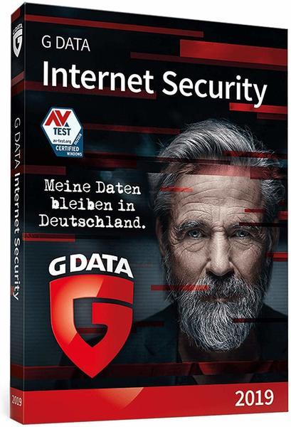 G Data Internet Security 2019 (3 Geräte) (1 Jahr)