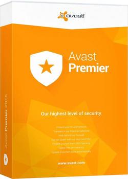 avast! Avast Premier 2019 Vollversion