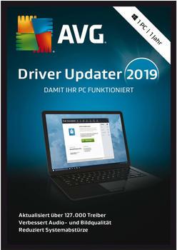 S.A.D. AVG Driver Updater 2019 auf