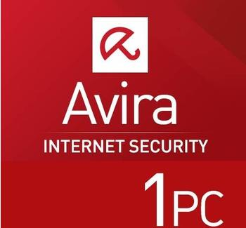 Avira Internet Security 2019 (1 Gerät) (1 Jahr)