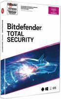 Bitdefender Total Security 2020 3 Geräte 18 Monate (20-04754)