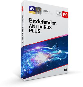Bitdefender Antivirus Plus (5 Geräte) (3 Jahre)