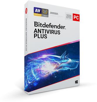 Bitdefender Antivirus Plus (10 Gerät) (1 Jahr)