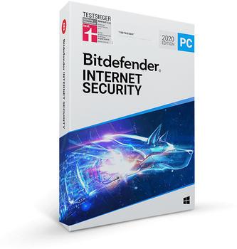 Bitdefender Internet Security (3 Geräte) (1 Jahr)