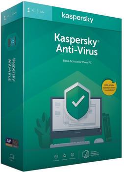 Kaspersky Anti-Virus 2020 (1 Gerät) (1 Jahr) (Box)