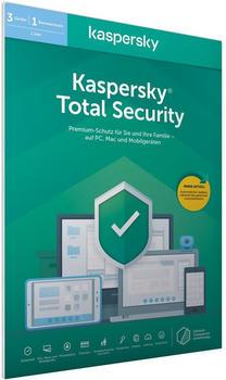 Kaspersky Total Security 2020 (3 Geräte) (1 Jahr) (FFP)