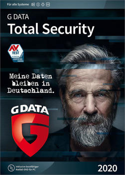 G Data Total Security 2020 (3 Geräte) (1 Jahr)