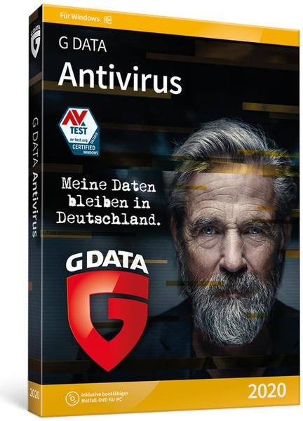 G Data Antivirus 2020 (1 Gerät) (1 Jahr)