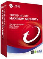 TrendMicro Maximum Security 2020 - 3 Geräte (1 Jahr) (Download)