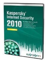 Kaspersky Internet Security 2010 Vollversion, 5 User, deutsch, DVD