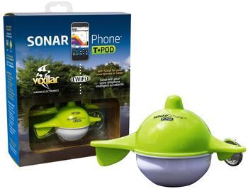 Vexilar Sonarphone W / Transducer T-Pod