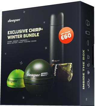 Deeper Sonar Exklusives Deeper Chirp+ Winterpaket