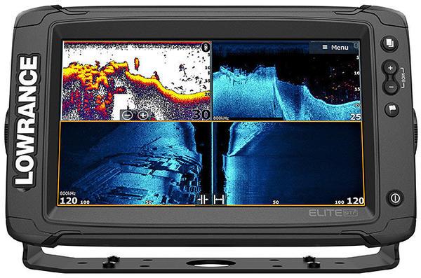 Lowrance Elite-9 Ti² Active Imaging 3-in-1