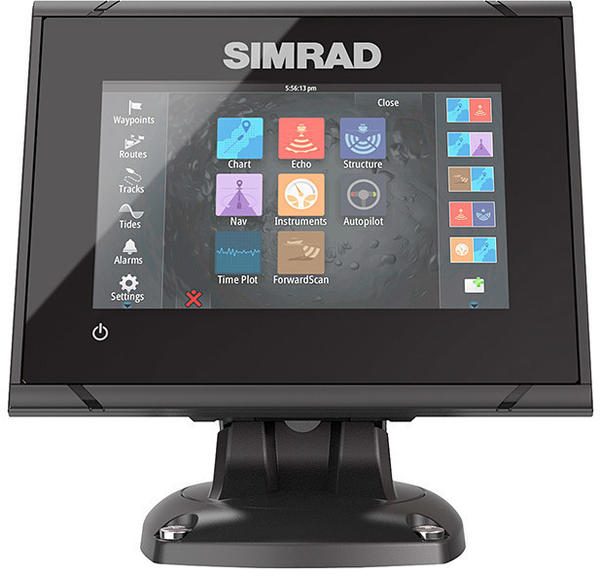 Simrad G05 XSE with TotalScan