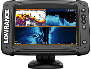 Lowrance Elite-7 Ti² Active Imaging 3-in-1