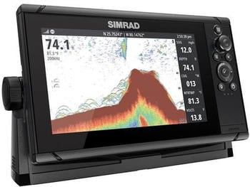 Simrad Cruise 9 Row Basis Chart 83/200 -Swinger