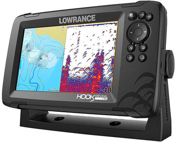 Lowrance Hook Reveal 7 83/200 HDI