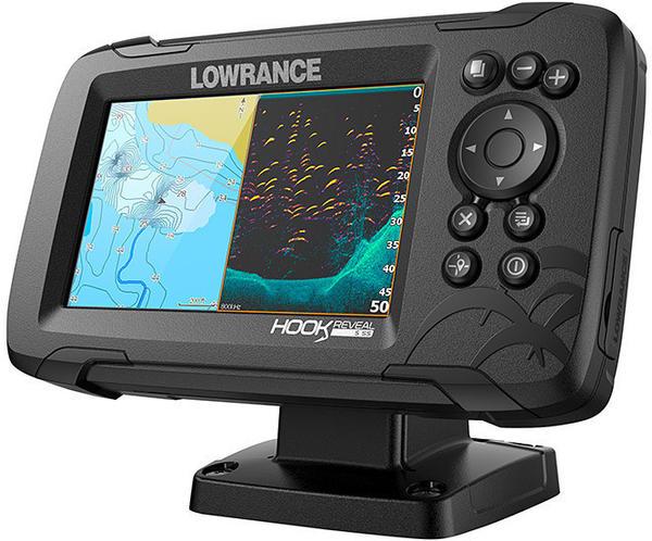 Lowrance Lowrance Hook Reveal 5 83/200 HDI