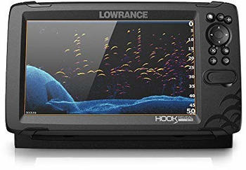 Lowrance Hook Reveal 9 Triple Shot
