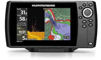 Humminbird Helix 7 Chirp Mega DI GPS G3 Nav+