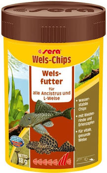 sera Wels-Chips Nature 100ml 38g