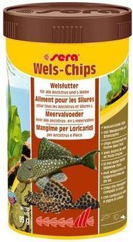 sera Wels-Chips Nature 250ml 95g
