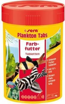 sera Plankton Tabs Nature 100ml 65g