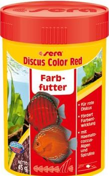 sera Discus Color Red 100 ml (45 g)