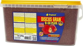 Tropical Discus Gran D-50 plus 5 l