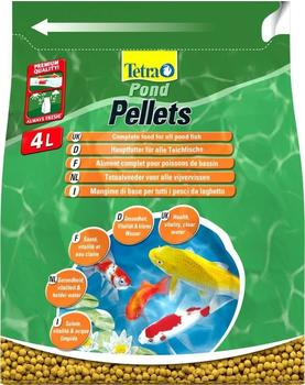 Tetra Pond Pellets 4L