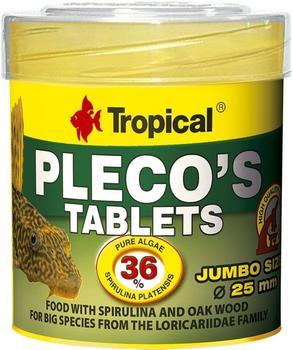 Tropical Pleco´s Tablets 50ml